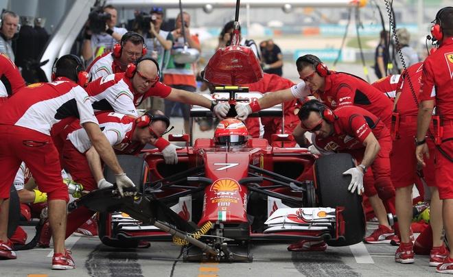 Giai dua F1 va nhung thong tin co the ban chua biet hinh anh 2