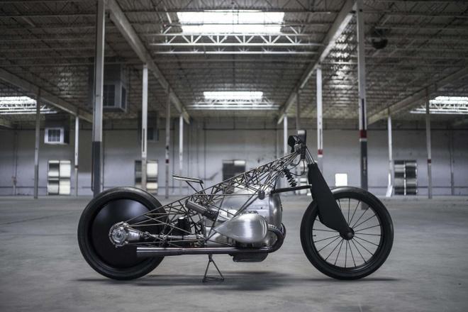 BMW gioi thieu dong co 'khung' 1800 cc cho xe moto hinh anh 1
