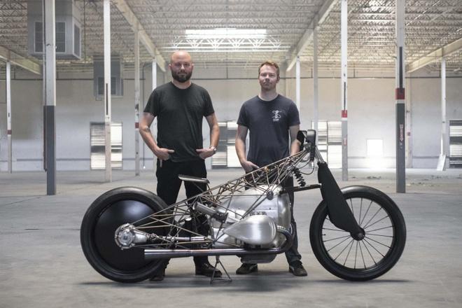 BMW gioi thieu dong co 'khung' 1800 cc cho xe moto hinh anh 6