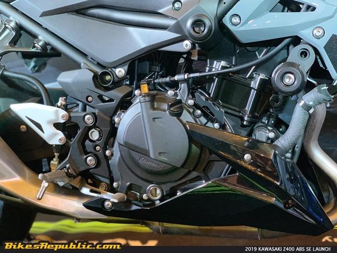 Kawasaki ra mat bo doi Z250 va Z400 SE 2019 dung chung thiet ke hinh anh 7