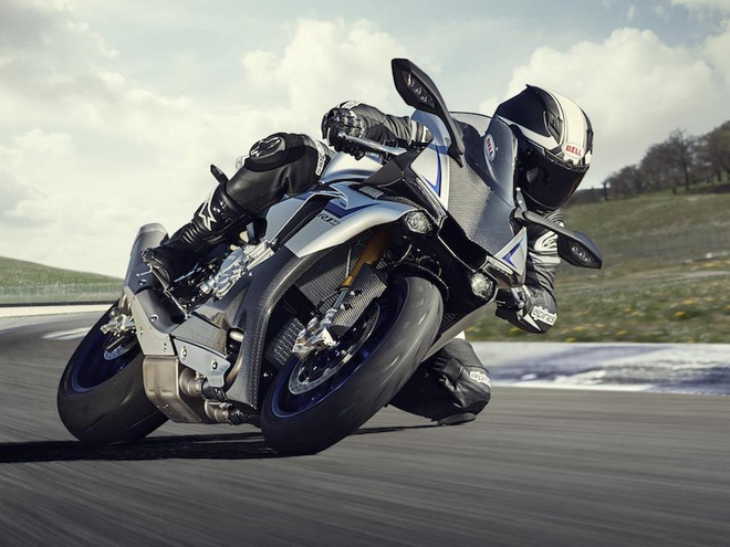 Yamaha YZF-R1 2020 ap dung cong nghe xe dua Moto GP hinh anh 1