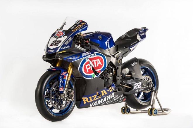 Yamaha YZF-R1 2020 ap dung cong nghe xe dua Moto GP hinh anh 2
