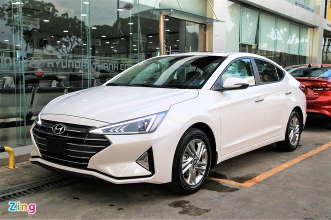 Hyundai Elantra 2019 tang gia, doi thiet ke, co luon ban the thao hinh anh 14