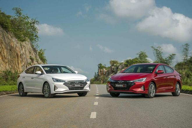 Hyundai Elantra 2019 tang gia, doi thiet ke, co luon ban the thao hinh anh 1