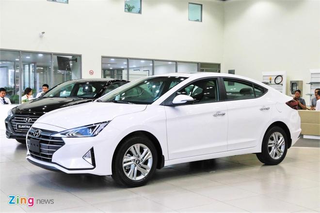 Hyundai Elantra 2019 tang gia, doi thiet ke, co luon ban the thao hinh anh 2