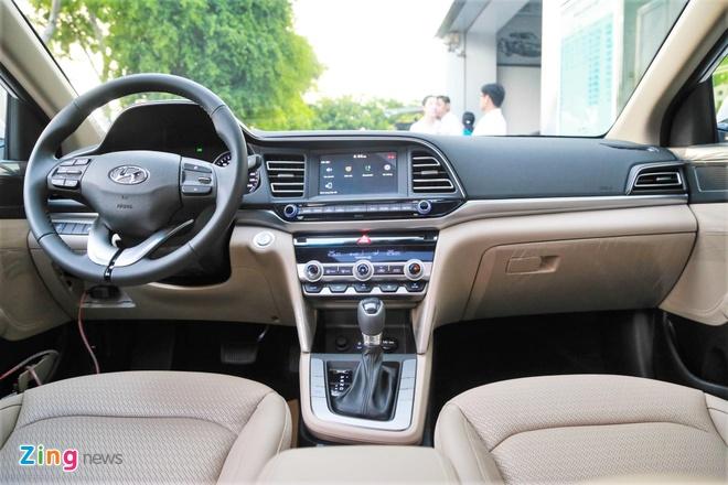 Hyundai Elantra 2019 tang gia, doi thiet ke, co luon ban the thao hinh anh 5