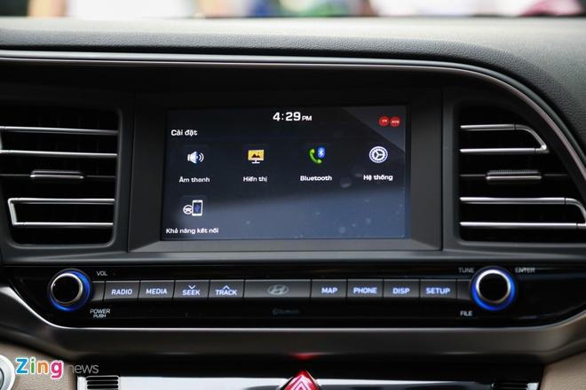 Hyundai Elantra 2019 tang gia, doi thiet ke, co luon ban the thao hinh anh 12