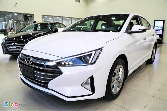 Hyundai Elantra 2019 tang gia, doi thiet ke, co luon ban the thao hinh anh 13