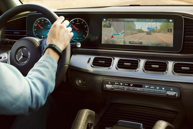 10 tinh nang dang tien tren Mercedes-Benz GLE 2020 hinh anh 4