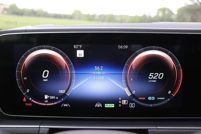 10 tinh nang dang tien tren Mercedes-Benz GLE 2020 hinh anh 5