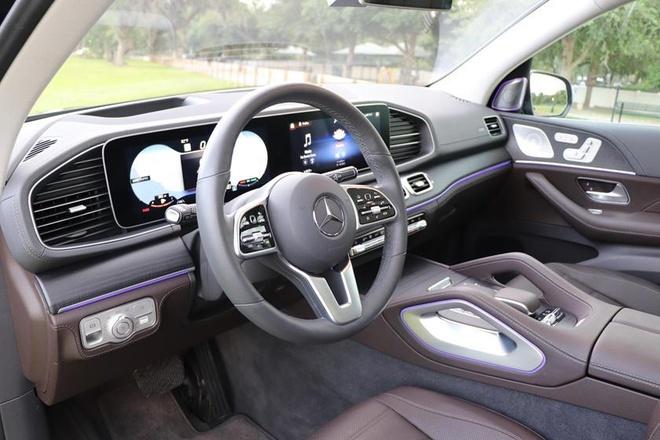 10 tinh nang dang tien tren Mercedes-Benz GLE 2020 hinh anh 8