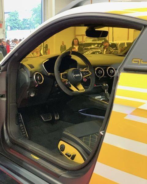 Can canh 'chien binh sa mac' Audi TT Safari hinh anh 5