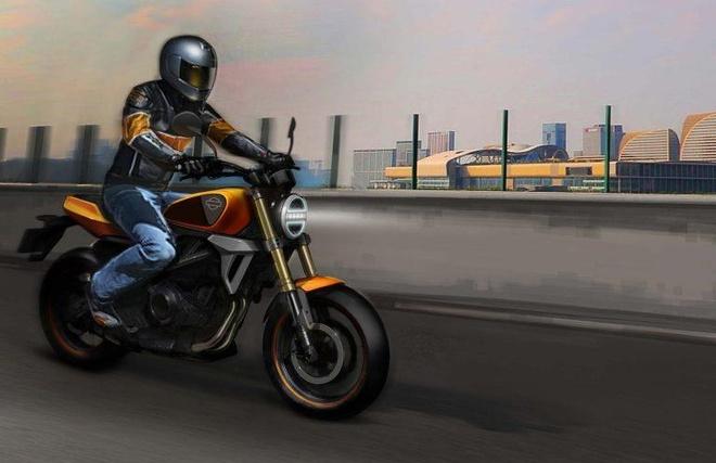 Harley-Davidson san xuat moto tai TQ cho thi truong chau A hinh anh 2