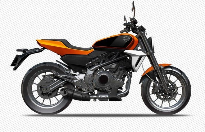 Harley-Davidson san xuat moto tai TQ cho thi truong chau A hinh anh 1