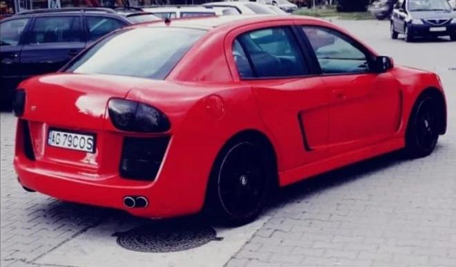 'Xe co' do kieu dang giong sieu xe Audi R8 hinh anh 2