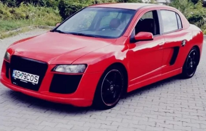 'Xe co' do kieu dang giong sieu xe Audi R8 hinh anh 5