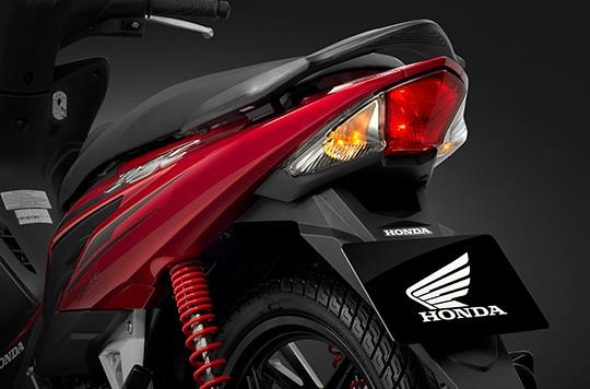 Honda ra mat Wave RSX FI 110 2019 - doi thiet ke, bo cong tac den hinh anh 4