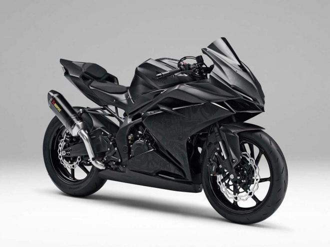 Honda CBR300RR lo dien gay xon xao - doi thu cua R3 va Ninja 400 hinh anh 1