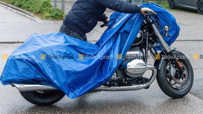 4 mau moto cua BMW Motorrad chuan bi ra mat hinh anh 1