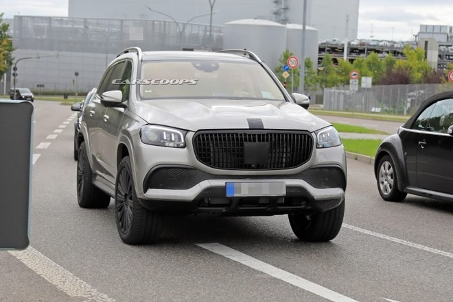 Mercedes GLS co them phien ban Maybach anh 1