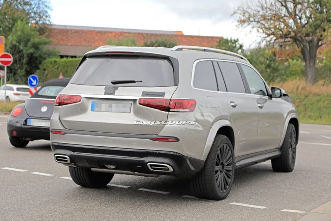 Mercedes GLS co them phien ban Maybach anh 3