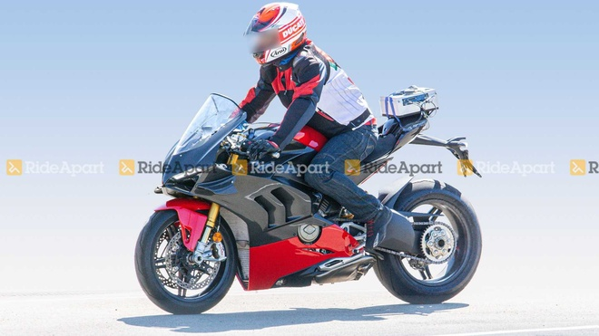 Ducati V4 Superleggera - sieu moto manh 234 ma luc, nang 161 kg hinh anh 1