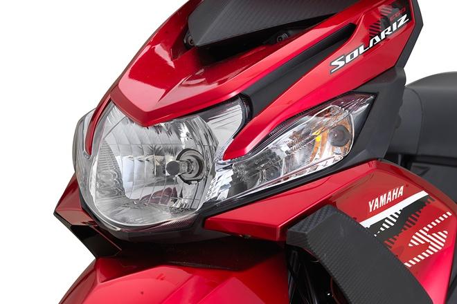 Yamaha Mio phien ban moi ra mat - xe ga nho voi dong co 125 cc hinh anh 2 Ego-Solariz-Aggressive-looking-headlight.jpg