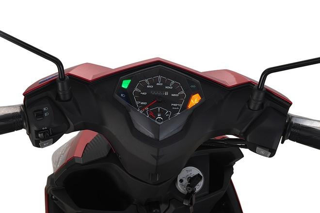 Yamaha Mio phien ban moi ra mat - xe ga nho voi dong co 125 cc hinh anh 3 Ego-Solariz-Meter-gauge.jpg