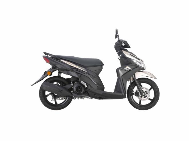 Yamaha Mio phien ban moi ra mat - xe ga nho voi dong co 125 cc hinh anh 5 Gold2.jpg