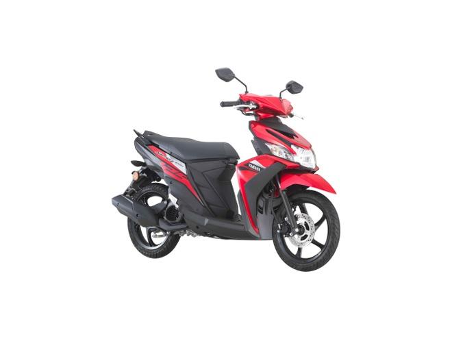 Yamaha Mio phien ban moi ra mat - xe ga nho voi dong co 125 cc hinh anh 1 Red2.jpg