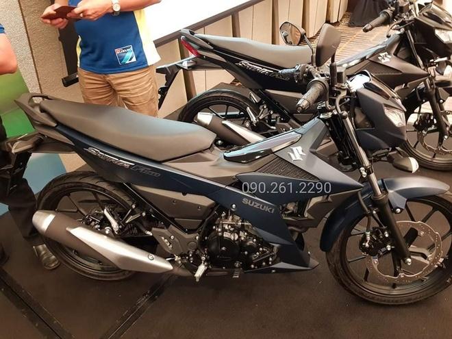 Suzuki Viet Nam sap phan phoi chinh hang Satria F150 hinh anh 1 79186830_2894338987284252_1238069918444814336_o.jpg