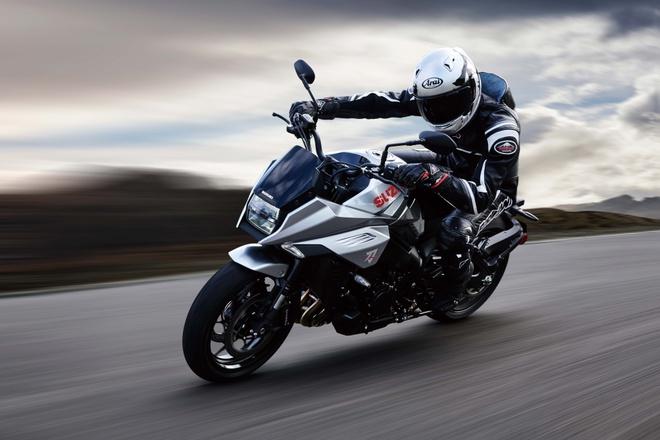 Moto co nho Suzuki Katana 125R co the ra mat vao nam sau hinh anh 2 2019-Suzuki-Katana-4.jpg