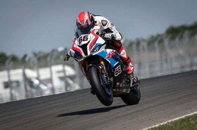 Vi sao BMW Motorrad khong tham gia giai dua MotoGP? hinh anh 2 Sykes_1.jpg