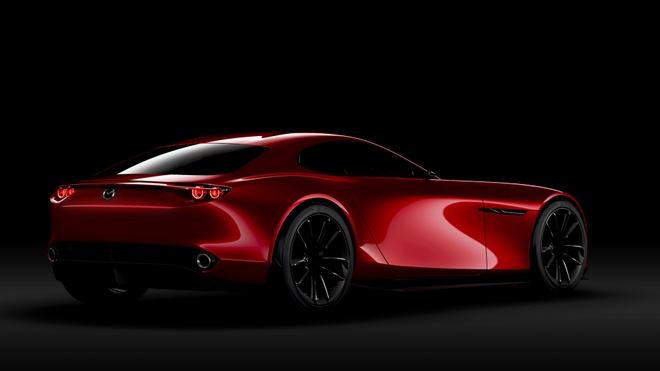 Mazda RX-9 lộ thông số – mạnh 450 mã lực, đối thủ Toyota Supra