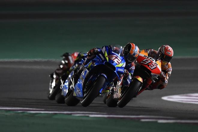 Chang dau tien MotoGP bi huy do virus anh 1