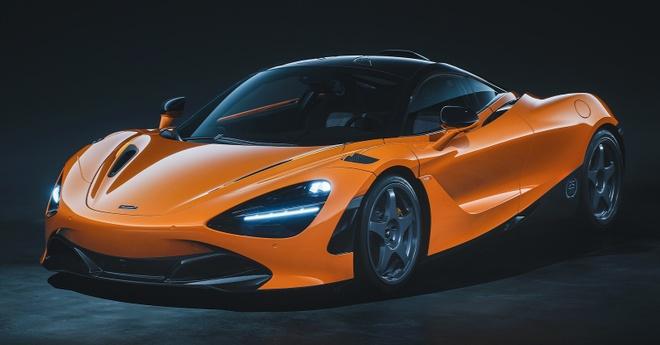 McLaren 720S Le Mans trinh lang anh 1