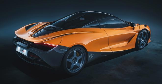 McLaren 720S Le Mans trinh lang anh 4