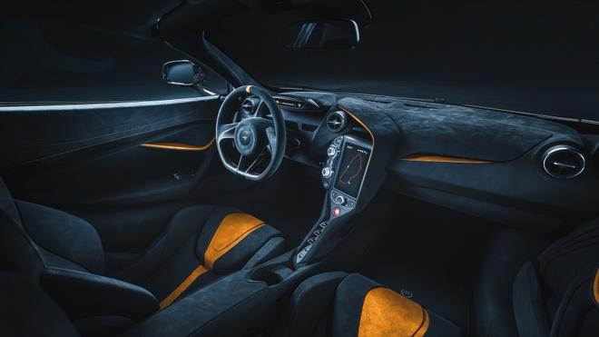 McLaren 720S Le Mans trinh lang anh 6