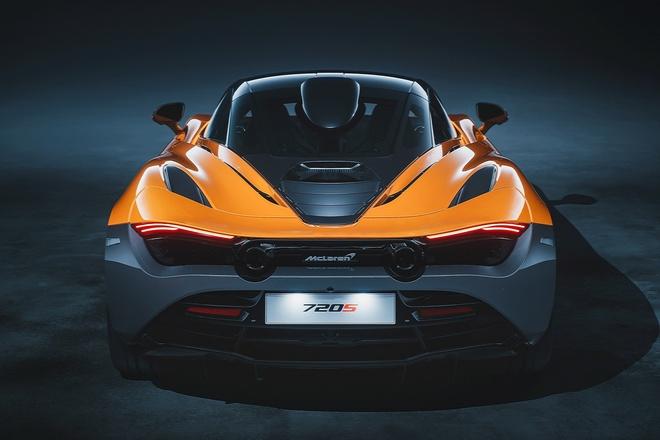 McLaren 720S Le Mans trinh lang anh 5