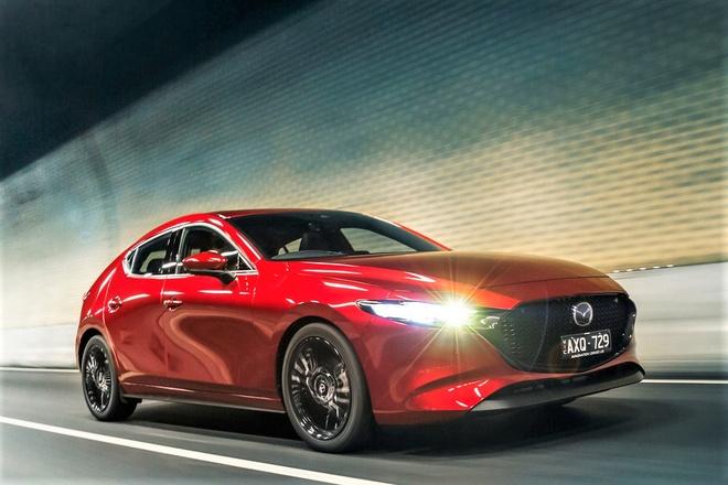 Mazda3 the he moi ra mat tai Australia, dung dong co xang khong bugi hinh anh