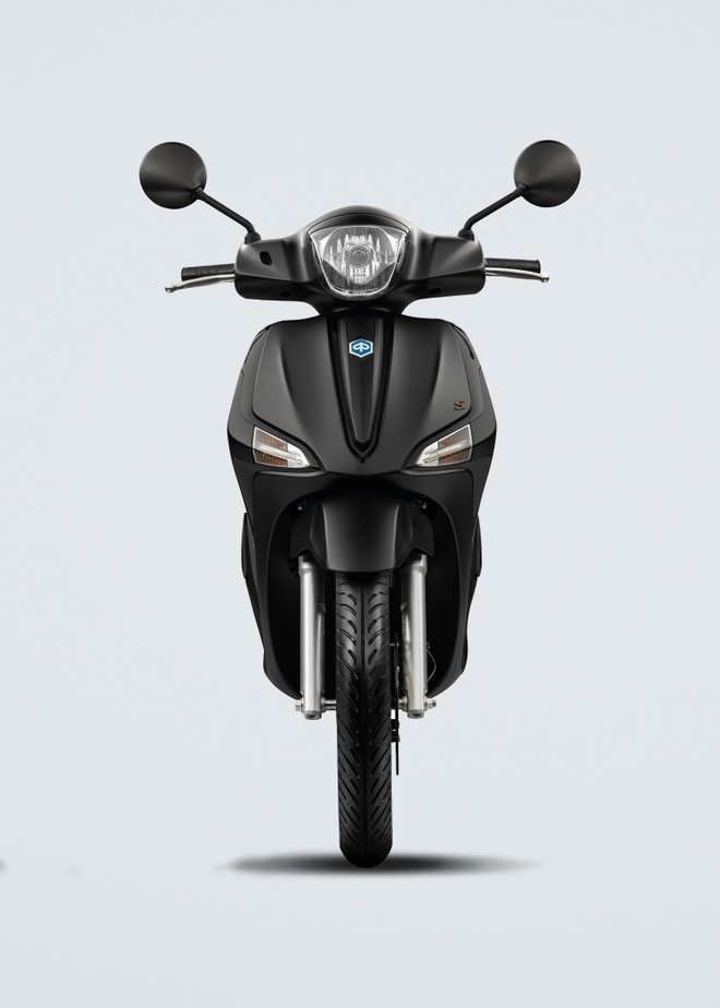 Ra mat Piaggio Liberty S Black Series - doi dau SH Mode,  58, 5 trieu anh 5