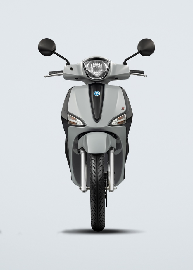 Ra mat Piaggio Liberty S Black Series - doi dau SH Mode,  58, 5 trieu anh 4