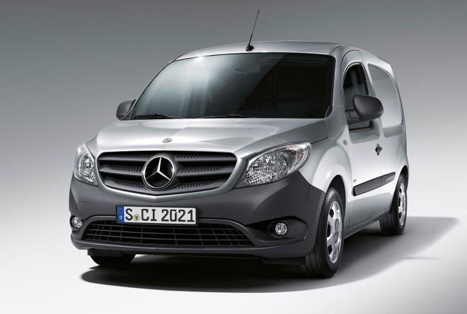 Mercedes-Benz sap ra mat dong xe moi anh 2