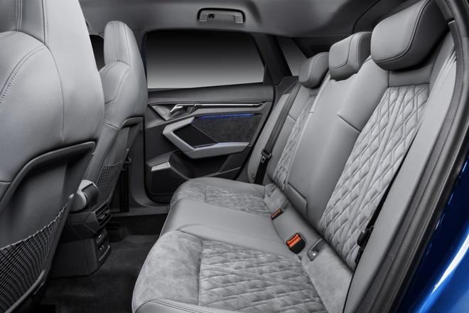 Lo dien Audi A3 phien ban truc co so keo dai,  trang bi dong co 1.5L anh 5