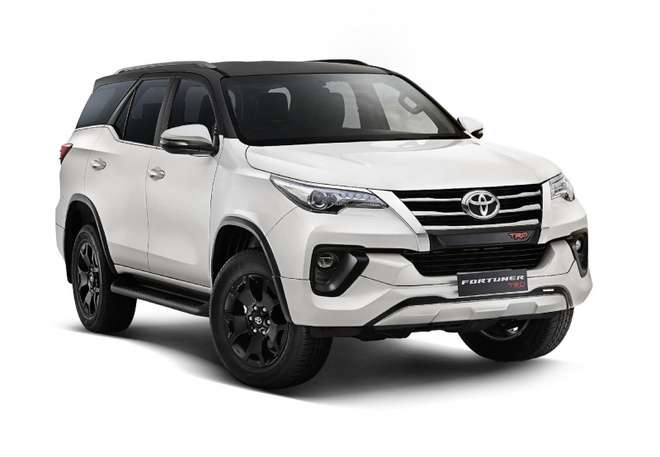 Ra mat Toyota Fortuner TRD Limited Edition,  gia tu 46.614 USD anh 1