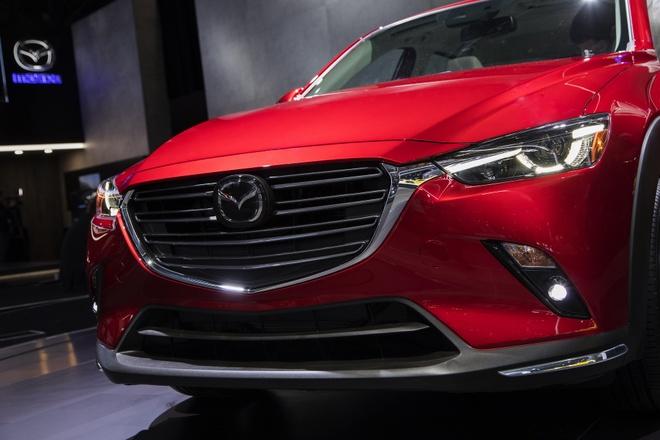 Mo ban Mazda CX-3 2021 - 2 phien ban,  gia tu 20.640 USD anh 2