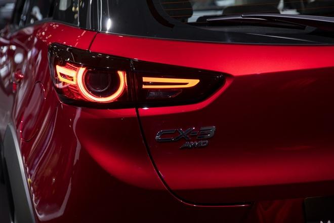 Mo ban Mazda CX-3 2021 - 2 phien ban,  gia tu 20.640 USD anh 4