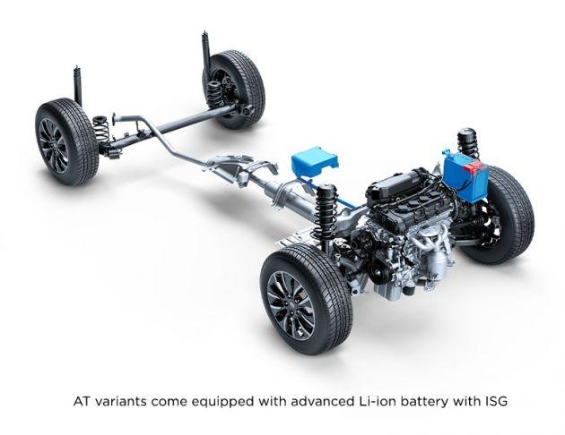 Toyota Urban Cruiser ra mat - dong co 1.5L,  co tuy chon hybrid anh 7