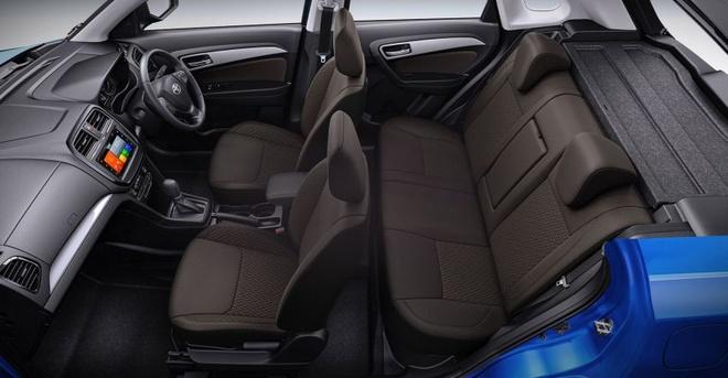Toyota Urban Cruiser ra mat - dong co 1.5L,  co tuy chon hybrid anh 5