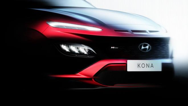 Hyundai Kona sap co phien ban nang cap anh 2